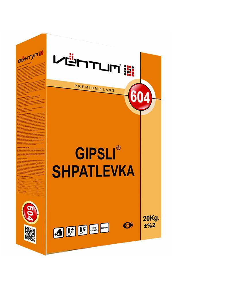 GIPSLI SHPATLEVKA
